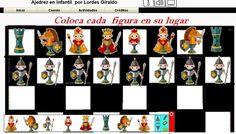 Proyecto Aprender con el Ajedrez en Infantil : noviembre 2014