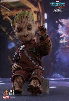 ¡Cómo molan las nuevas figuras de Guardianes de la Galaxia Vol.2!