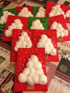 Lavoretti Di Natale Per La Mamma.Lavoretti Natale Per Bambini Progetto Mamma Natale Artigianato Artigianato Di Natale Fai Da Te Bambini Di Natale