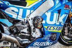 Suzuki GSX-RR. #MotoGP #FrenchGP