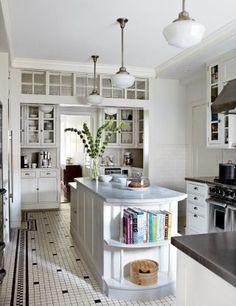 Traditional Kitchen by Gomez Associates Inc. in New York, New York