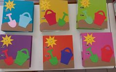 Summer Arts And Crafts For Preschoolers