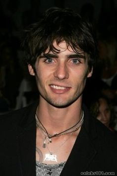 MY FUTURE HUSBAND. <3 I am obsessed with Tyson Ritter, his voice, and his beautiful crooked smile!