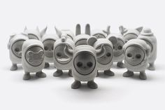 Collection of Quirky Art-Toys | The United Monsters