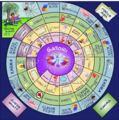 $42.95 SATORI - The Radical Forgiveness Board Game. This is a really non-threatening and fun way to let go of emotional baggage, forgiving yourself and others in the process, easily and quickly. Ages 14+