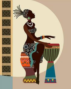 My Favorite African Art Picture