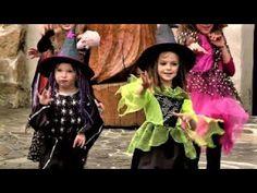 Míša Růžičková - Strašidla (Cvičíme s Míšou 6) - YouTube Entertainment, Christmas Ornaments, Youtube, Halloween, Holiday Decor, Carnavals, Christmas Jewelry, Christmas Decorations, Youtubers