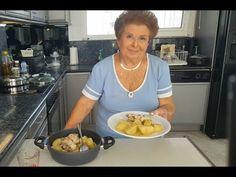 ΒΕΦΑ ΑΛΕΞΙΑΔΟΥ ΚΟΤΟΠΟΥΛΟ ΛΕΜΟΝΑΤΟ ΣΤΗΝ ΚΑΤΣΑΡΌΛΑ - YouTube Macaron Recipe, Macarons, Meals, Chicken, Baking, Recipes, Food, Meal, Bakken