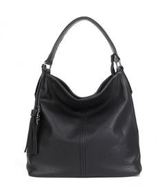 726f941e9d Women Handbags Shoulder Tote PU Leather Top Handle Purses Large Capacity -  Black - C5183NND8Z2