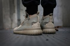 "Just after adidas dropped the Tubular X in ""Camo"", the Three Stripes are back with an all-new drop in ""Hemp."""