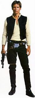 Harrison Ford as Hans Solo Harrison Ford, Indiana Jones, Star Wars Characters, Movie Characters, Star Wars Costumes, Halloween Costumes, Chewbacca, Stargate, Han Solo Costume