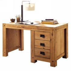 Birou Campagne mobila lemn masiv http://www.ronexprod.ro