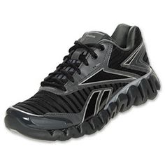 Reebok Zigs, I wore these out.  Very comfortable shoes.