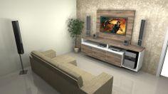 Home Theater | Otimize Modulados | Móveis planejados