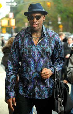 Denis Rodman, Nba Basketball Teams, Celebrity Siblings, Dennis The Menace, Vintage Black Glamour, Skater Boys, Famous Faces, Michael Jordan, Sexy Men