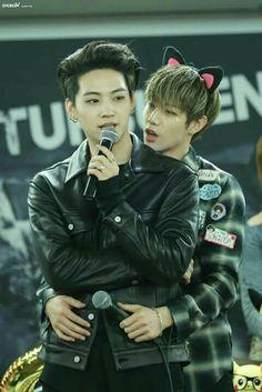Jaebum and Mark!!❤