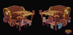 Dungeon Defenders 2- image heavy Art dump - Polycount Forum
