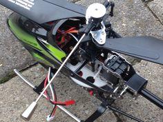 Der MT400 Pro von Montertronic ist eingetroffen. Jetzt mit Brushless-Motor - die Show!