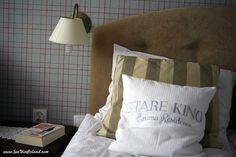 "Stare Kino Cinema Residence. Apartament ""Kapitan Sowa na tropie ;)"" #hotel #łódź #lodz #cinemaresidence #starekino #apartament #polska #poland #visitpoland #seeuinpoland"