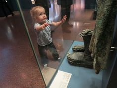 The art of taking kids to museums
