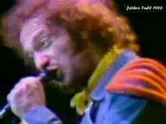 Jethro Tull-Bungle in the jungle....Loved this band. Was a long time fan. The fascination I enjoyed, listening and watching Ian Anderson play the flute was something I'll not tire of.