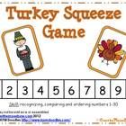 Free: practice recognizing, comparing and ordering numbers 1-30! This is a fun whole group activity