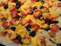 Pour ensoleiller votre journée, je vous propose ma nouvelle #recette de #nacho fiesta #végé.! Bon samedi.