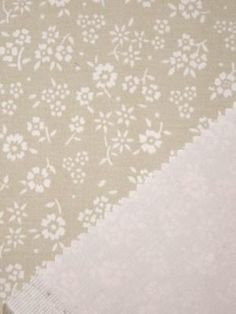 Streublümchen-Stretch, puderrosa-beige, Elastik-Baumwollgewebe mit Blumendruck