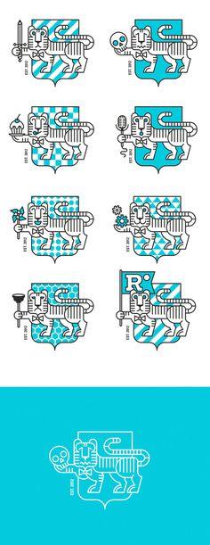 RESPUBLICA UNIVERSITY on Behance — Designspiration