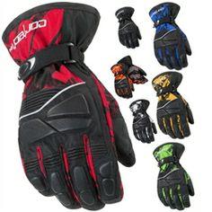 2014 Cortech Blitz 2.0 Insulation Snow Gear Cold Protection Snowmobile Gloves