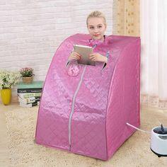 Home Steam Sauna, Portable Steam Sauna, Bean Bag Chair, Saunas, Indoor, Traditional, Buy 1, Products, Interior
