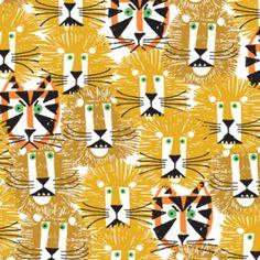 Cotton fabric @ dawanda.de