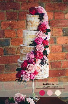 13 Wedding Cakes that Wow!