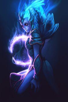 Vengeful Spirit, Dota 2, Venge, Agility hero, Shendelzare, Shendelzare silkwood
