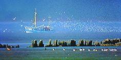 'Friesische Küste' von Dirk h. Wendt bei artflakes.com als Poster oder Kunstdruck $18.03