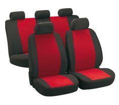 Klassischer Autositzbezug in schlichtem Design - ein Hauch Luxus in Ihrem Fahrzeug