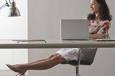4 ways to burn more calories…sitting
