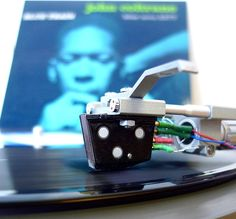 Kondo (Audio Note JPN) IO Limited field coil cartridge - Part of the Audio Grail Cartridge collection