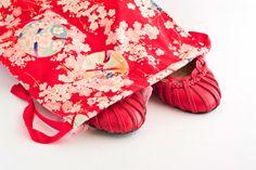 Japanese Red #shoebag www.solepassion.com.au