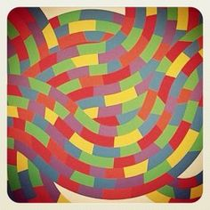 Sol LeWitt, colour, art, drawings, structures, prints, minimal, conceptual art, MoMa, New York