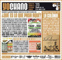 SANT GAUDENCI Rumba Catalana: YOCHANO nº273