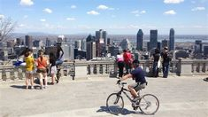 Belvedere Of Mount Royal Montreal Montreal, Attraction, Street View