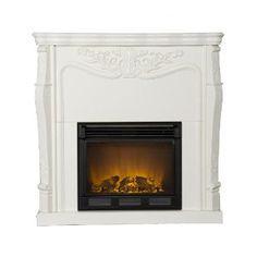 SEI Raphael Electric Fireplace