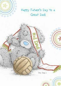 Tatty Teddy Kids Cartoon Characters, Cartoon Kids, Tatty Teddy, Teddy Bear, Blue Nose Friends, Happy Fathers Day, Friends Forever, Machine Embroidery Designs, Cute Pictures