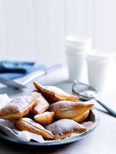 Powder Puff Beignets / Gourmet Traveller