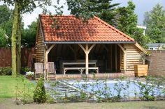 pinterest tuin bijgebouw zwembad - Google zoeken