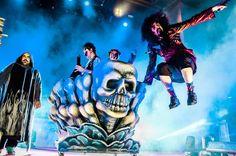 Caparezza Argenti Vive Live- Museica Tour 2015