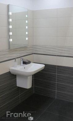Die Serie Cabado Von Steuler überzeugt In Einem Modernen Design. Passende  Bodenfliese Der Serie Organic. Fliesen Schwarz WeißSchwarze FliesenKleines  Bad ...