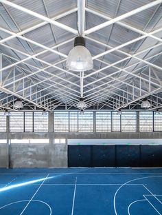 Image 4 of 20 from gallery of Bº Provincias Unidas Sports Center / Estudio demarchisalcedo.arqs + Barigelli & Asoc. Photograph by Maju Franzán