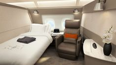 Singapore Airlines rolling out first-class suites on Travel Weekly First Class Plane, First Class Airline, Flying First Class, First Class Flights, Resorts, Luxury Private Jets, Best Airlines, Business Class, Business Travel